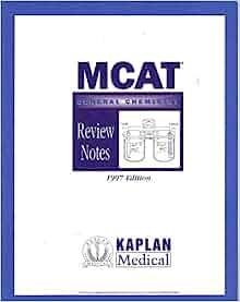 kaplan mcat general chemistry review pdf download