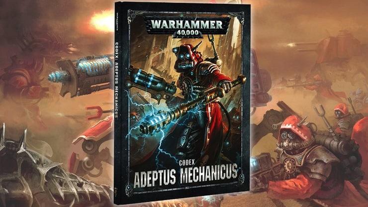 codex adeptus mechanicus pdf 8th