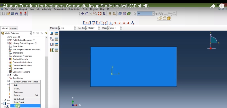 abaqus tutorial for beginners pdf