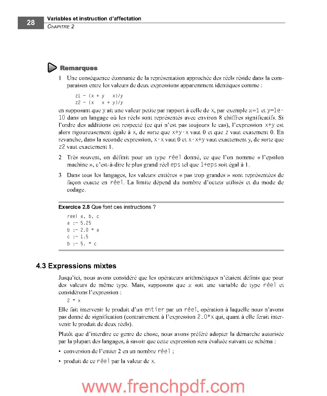 claude delannoy java 8 pdf