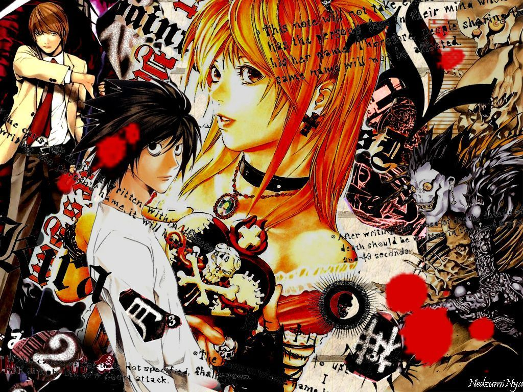 death note manga pdf free download