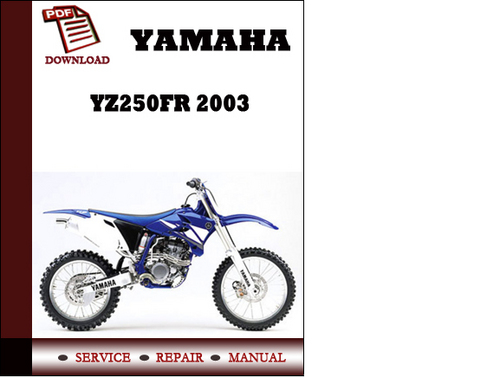 yamaha fzr 250 manual pdf