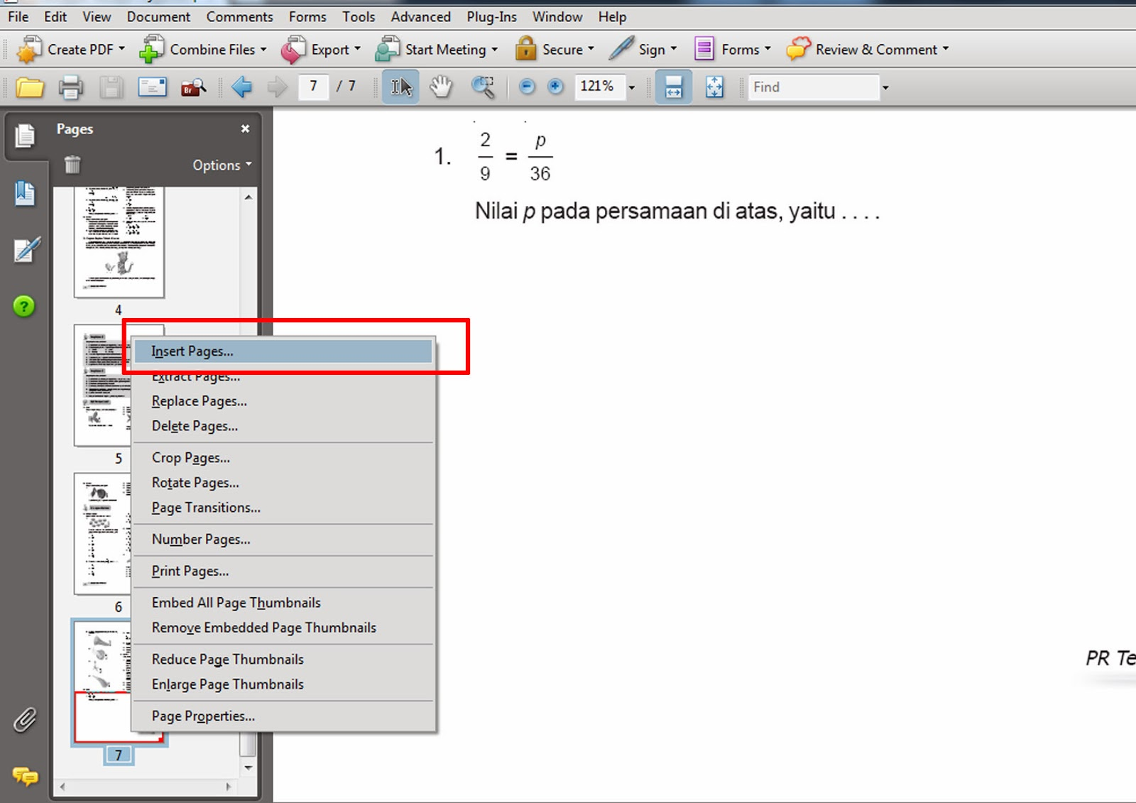 how to permanently crop pdf
