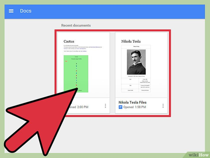 comment mettre google doc en pdf