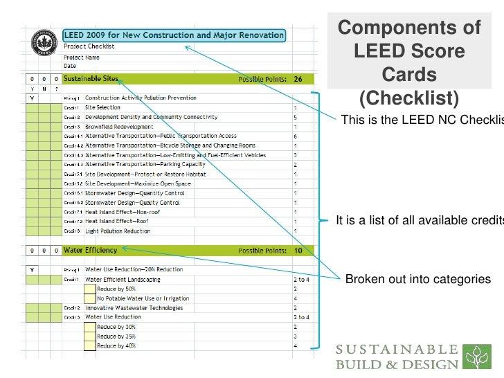leed green associate certification pdf