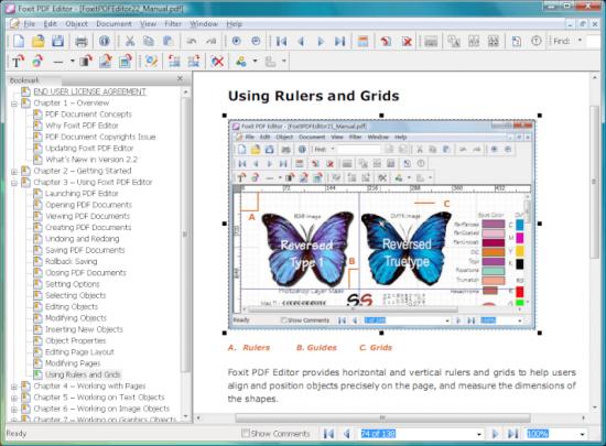 foxit free pdf converter watermark