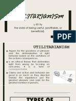 utilitarianism in business ethics pdf
