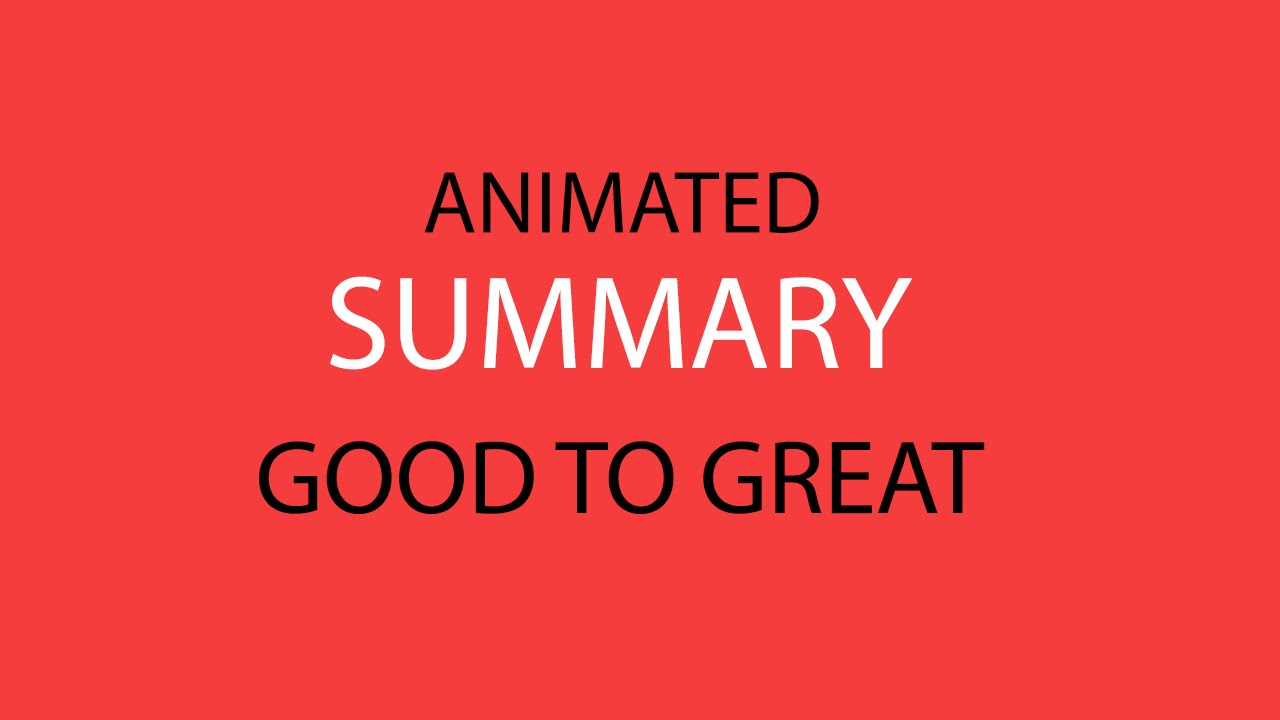 good to great by jim pdf