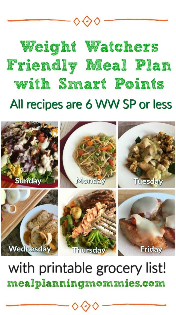 smart points food list pdf