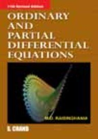 ordinary and partial differential equations by raisinghania pdf