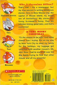 geronimo stilton a very merry christmas pdf