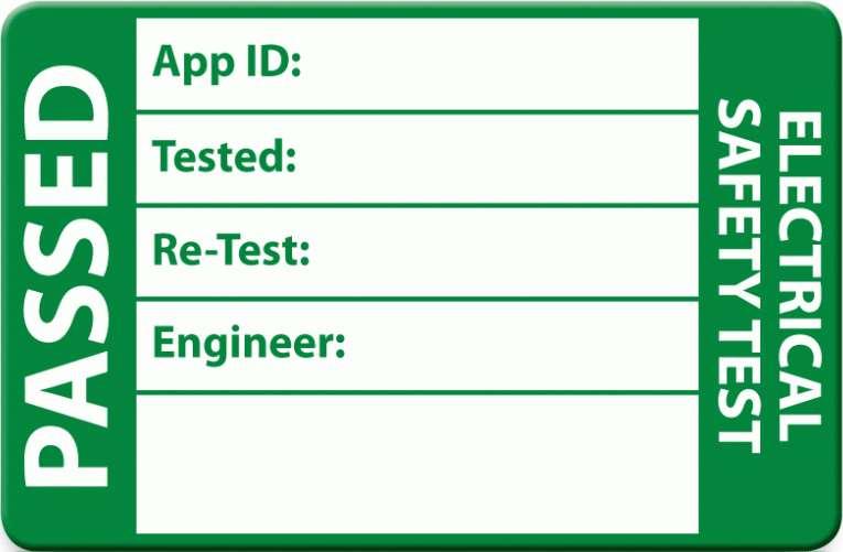 electrical testing equipment list pdf