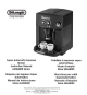 delonghi bar-m100 user manual pdf
