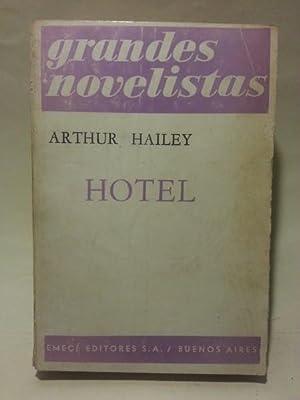 libro hotel de arthur hailey pdf