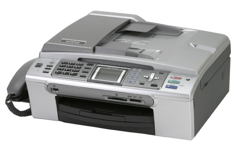 brother mfc 665cw scan to pdf