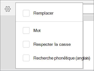 comment chercher un mot dans un document pdf