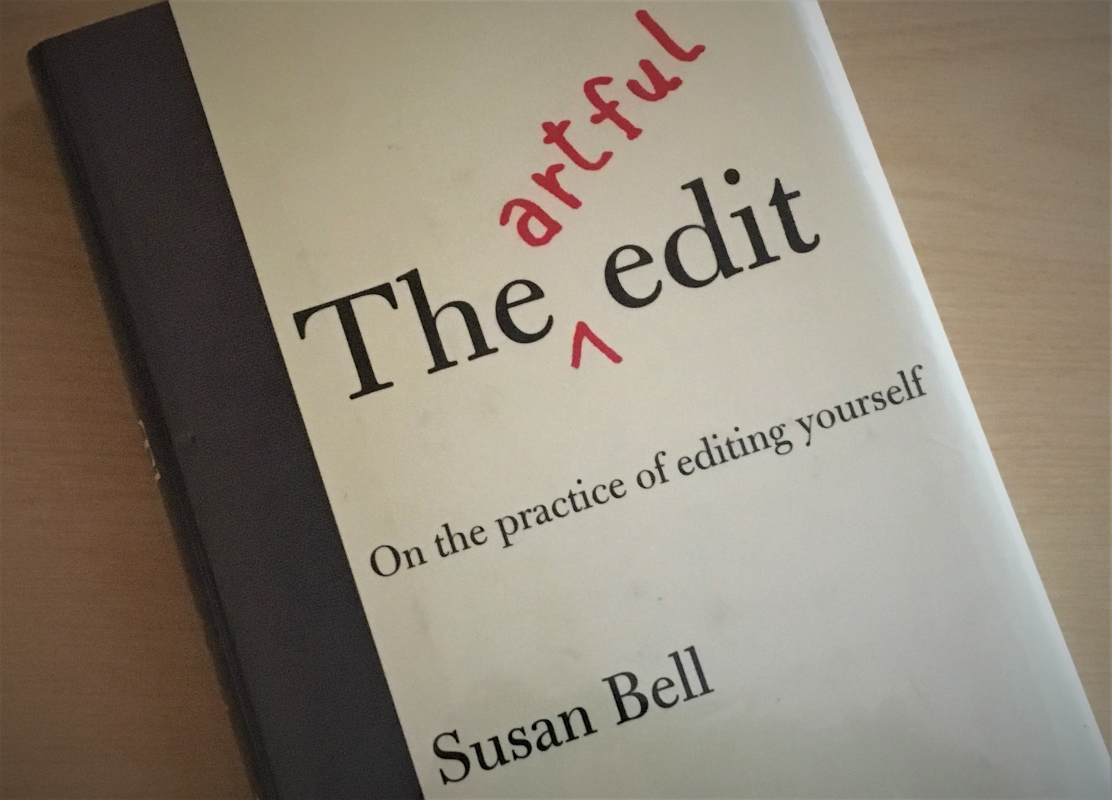 susan bell the artful edit pdf
