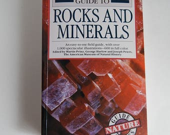 field guide to rocks and minerals pdf