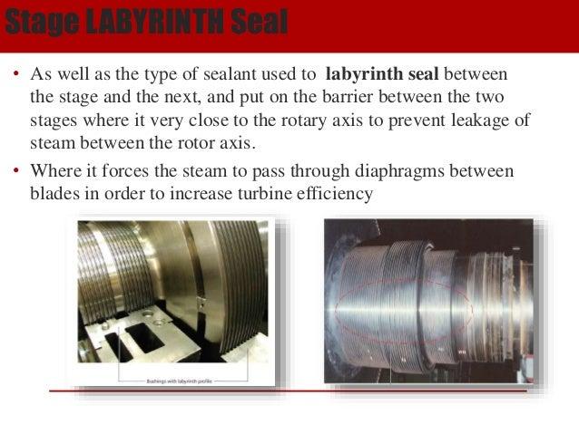 gland sealing in steam turbine pdf