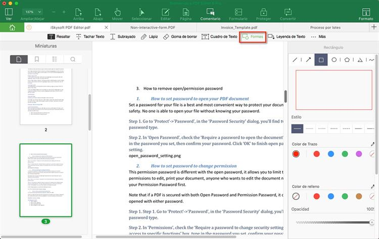 how to highglight on pdf mac