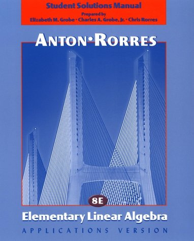 linear algebra problems and solutions pdf