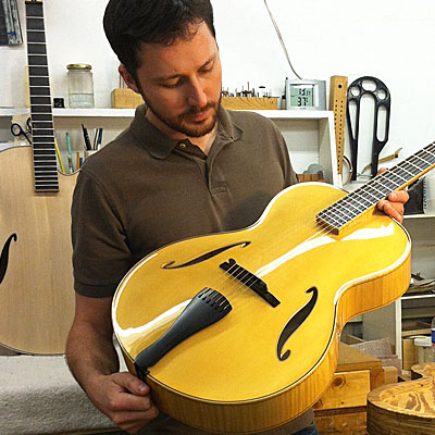 making an archtop guitar by robert benedetto pdf