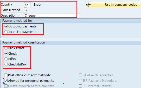 sap fico configuration steps pdf
