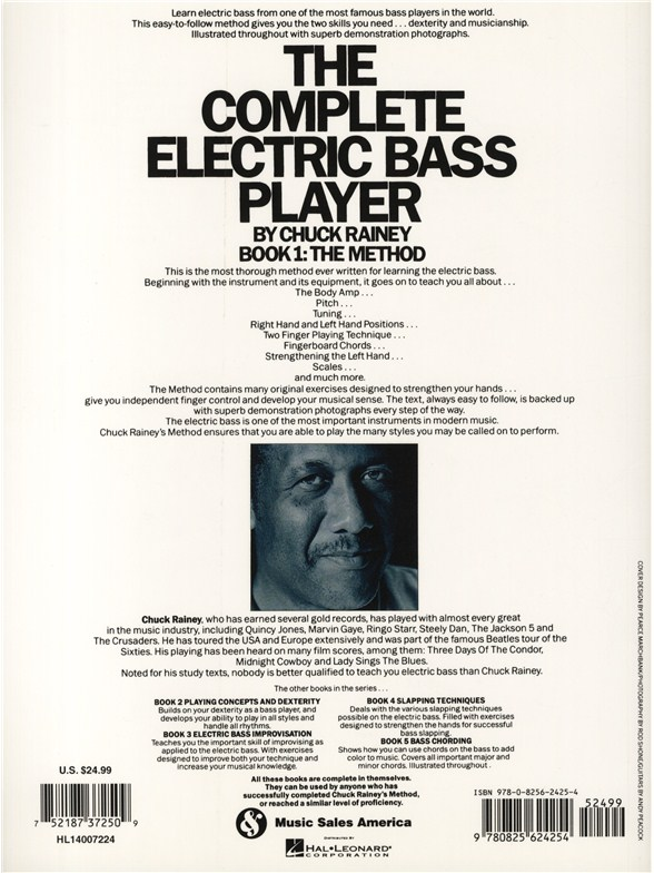 the complete electric bass player book 1 the method pdf