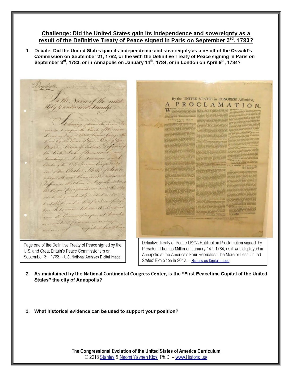 treaty of paris 1783 pdf
